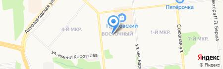 Trend Media Group на карте Ижевска