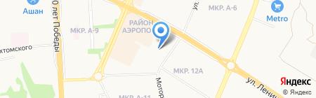 СЭТ-Консалтинг на карте Ижевска