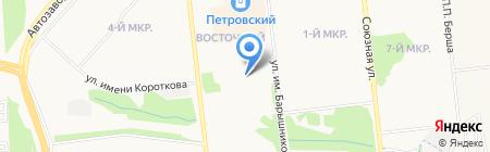 АудитЭнергоСервис на карте Ижевска