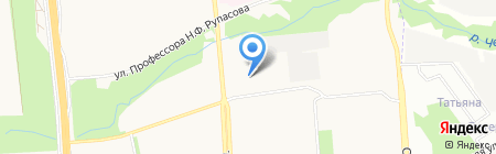 Джет СМС на карте Ижевска