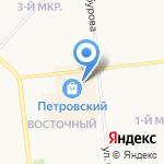 Дон Пиццелли на карте Ижевска
