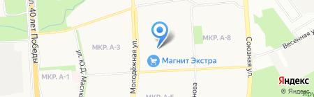 ArtRoom на карте Ижевска