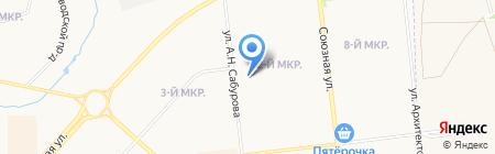 Lucky Haunter на карте Ижевска