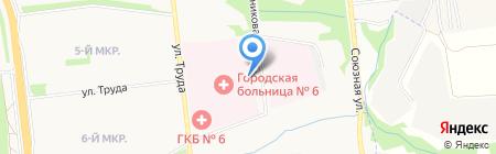 Миссия-С на карте Ижевска