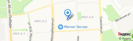 Посейдон-сервис на карте Ижевска