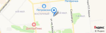 Продукты магазин на карте Ижевска