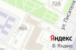 Схема проезда до компании Почтовое отделение №75 в Ижевске