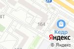 Схема проезда до компании Венера в Ижевске