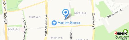 Пульт централизованной охраны №3 на карте Ижевска