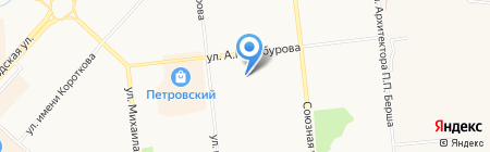 Парацельс Принт на карте Ижевска