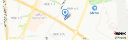 Статус-с на карте Ижевска