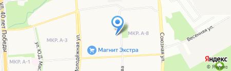 ПОЧЕМУЧКА на карте Ижевска