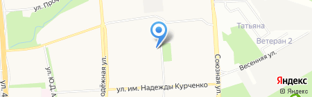 Стройсервис на карте Ижевска
