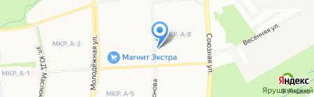 Arina на карте Ижевска