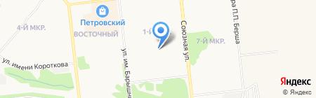 Физико-технический институт УрО РАН на карте Ижевска