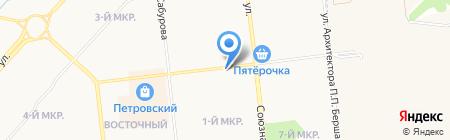 Школа здоровья и трезвления на карте Ижевска