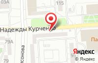 Схема проезда до компании Апельсинка в Первомайском