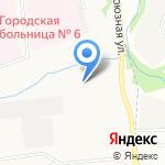 Кофе-брейк на карте Ижевска