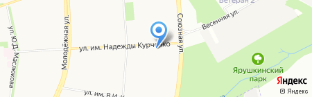 QIWI на карте Ижевска