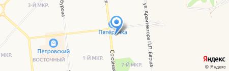 СпецАвто на карте Ижевска