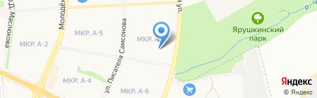 Любимый продуктовый магазин на карте Ижевска
