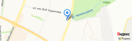Шик Мебель на карте Ижевска