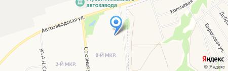 Ray production на карте Ижевска