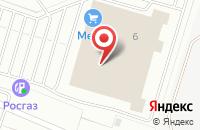 Схема проезда до компании Уралтехкомплект в Ижевске