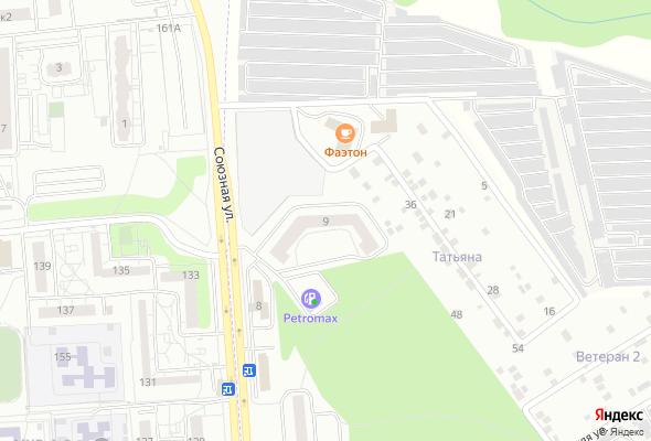 жилой комплекс Горизонты. Европейский квартал
