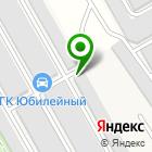 Местоположение компании Буровик