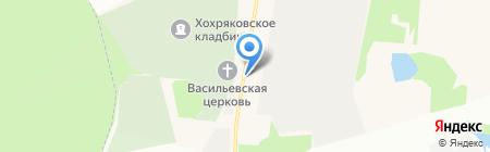 Продуктовый магазин на карте Хохряков