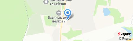Столовая на карте Хохряков