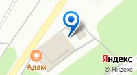 Компания Адам на карте