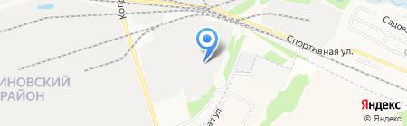 Ижпожсервис на карте Ижевска