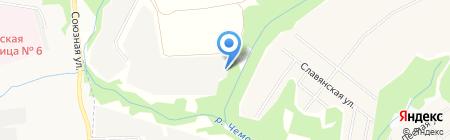 СМ-Авто на карте Ижевска