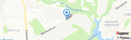 Abyss на карте Ижевска