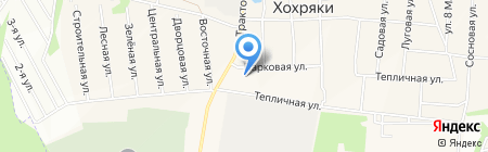 Иван-да-Марья на карте Хохряков