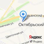 ЖарПечь на карте Октябрьского