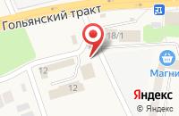 Схема проезда до компании ЛесовикСтройКомплект в Октябрьском