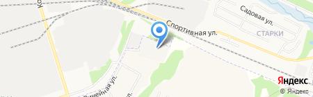 Виктор и Ко на карте Ижевска