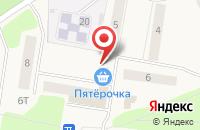 Схема проезда до компании ВИСМ и К в Октябрьском