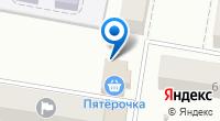 Компания ВИСМ и К на карте
