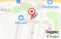 Схема проезда до компании Slipcover в Октябрьском