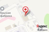 Схема проезда до компании СервисУралЭлектро в Октябрьском
