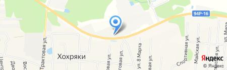 ЭталонСтрой на карте Хохряков