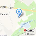 Nail bar на карте Октябрьского