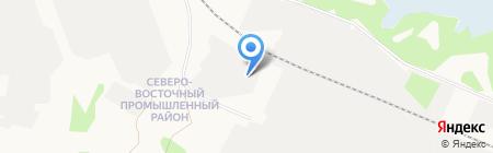 УдмуртЭнергоРемонт на карте Ижевска
