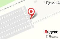 Схема проезда до компании СМ-Мебель в Октябрьском