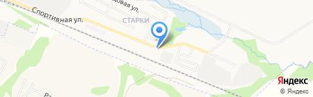 Энко на карте Ижевска