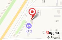 Схема проезда до компании Золотая трасса в Завьялово